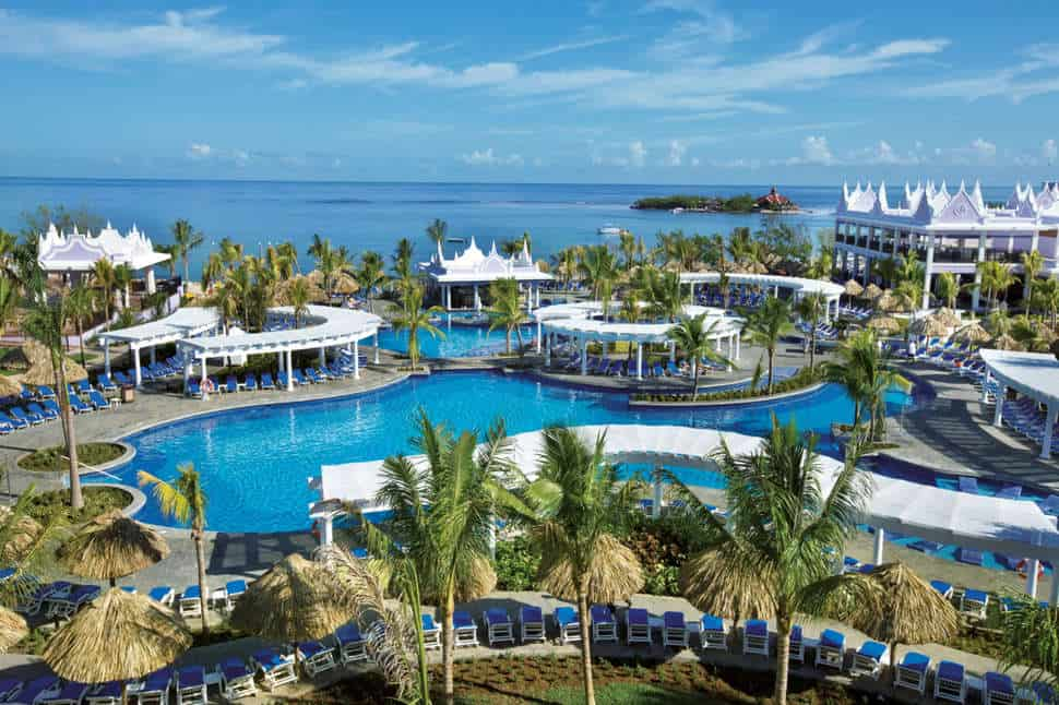 RIU Montego Bay in Montego Bay, Saint James, Jamaica
