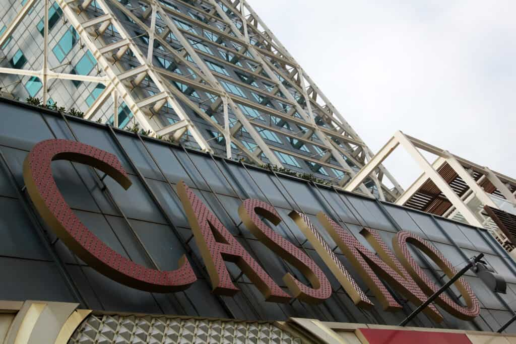 Casino in Barcelona, Spanje
