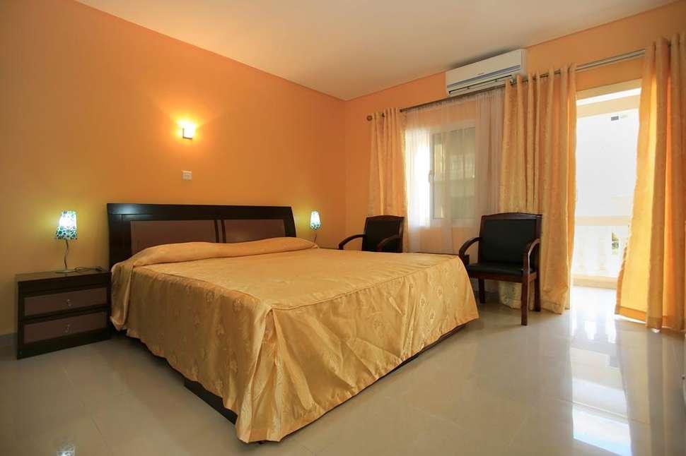 Hotelkamer van Mansea Beach in Kololi, Western, Gambia