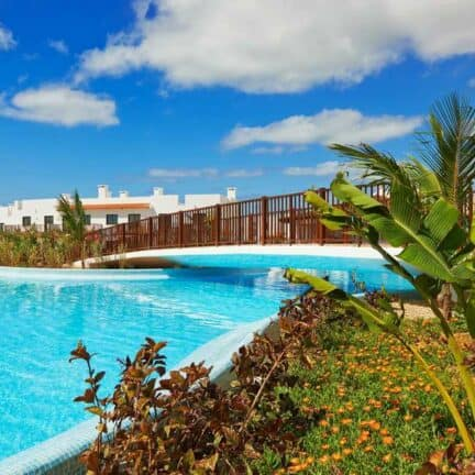 Meliá Dunas Beach Resort & Spa in Santa Maria, Sal, Kaapverdië