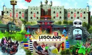 Promotie afbeelding Legoland Billund, Denemarken