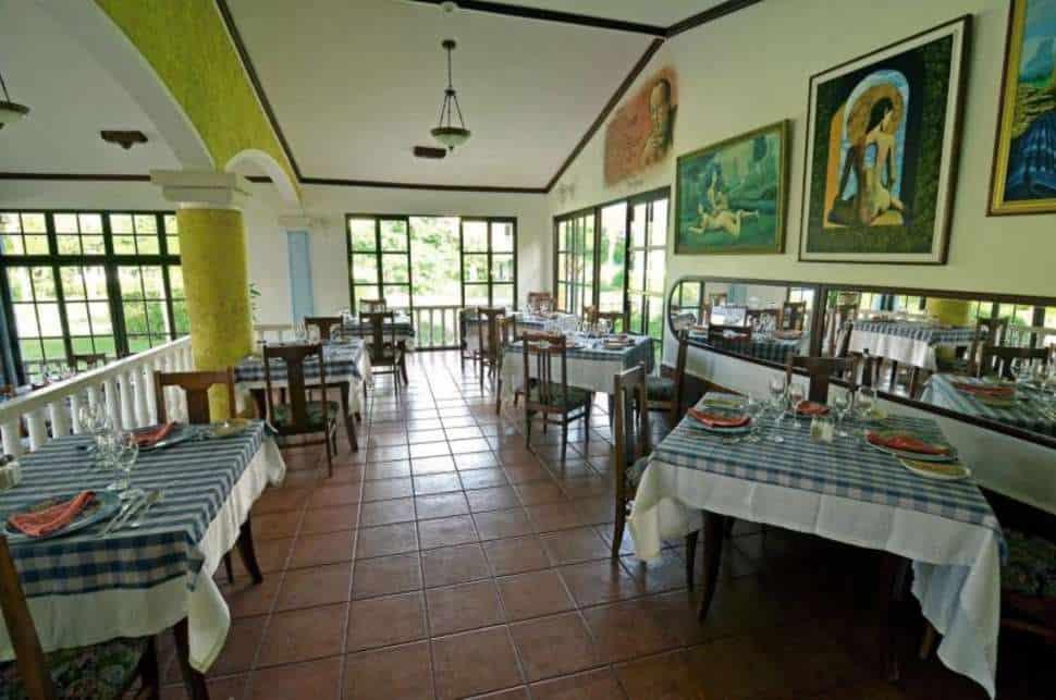 Restaurant van Brisas Guardalavaca in Guardalavaca, Holguín, Cuba