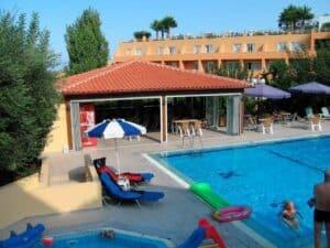 Sylvia Appartementen in Chersonissos, Kreta, Griekenland