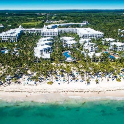 RIU Palace Bavaro in Punta Cana, Dominicaanse Republiek