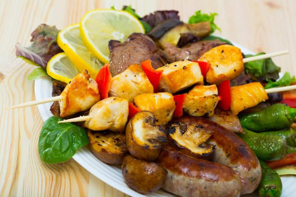 Eten in Bulgarije