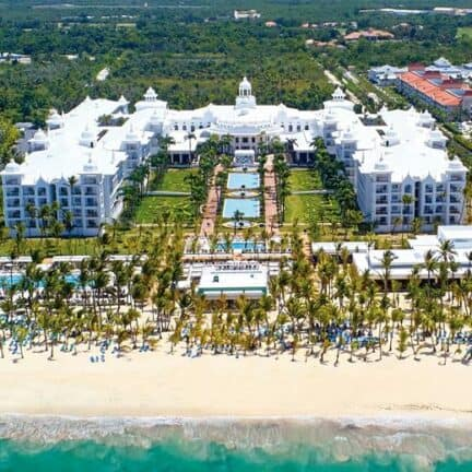RIU Palace Punta Cana in de Dominicaanse Republiek
