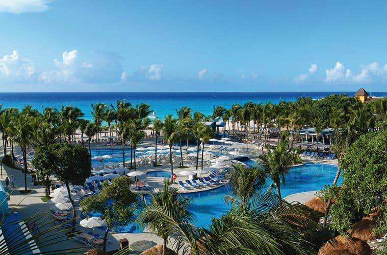 RIU Yucatan in Playa del Carmen, Mexico