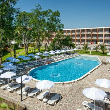 Riva Park Hotel in Sunny Beach, Bulgarije
