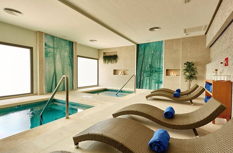 Wellness van RIU Palace Punta Cana in de Dominicaanse Republiek