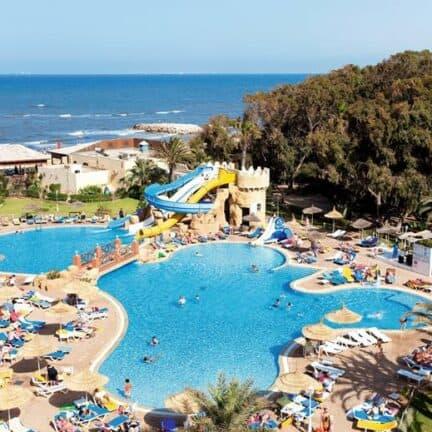 Marhaba Salem resort in Sousse, Tunesië