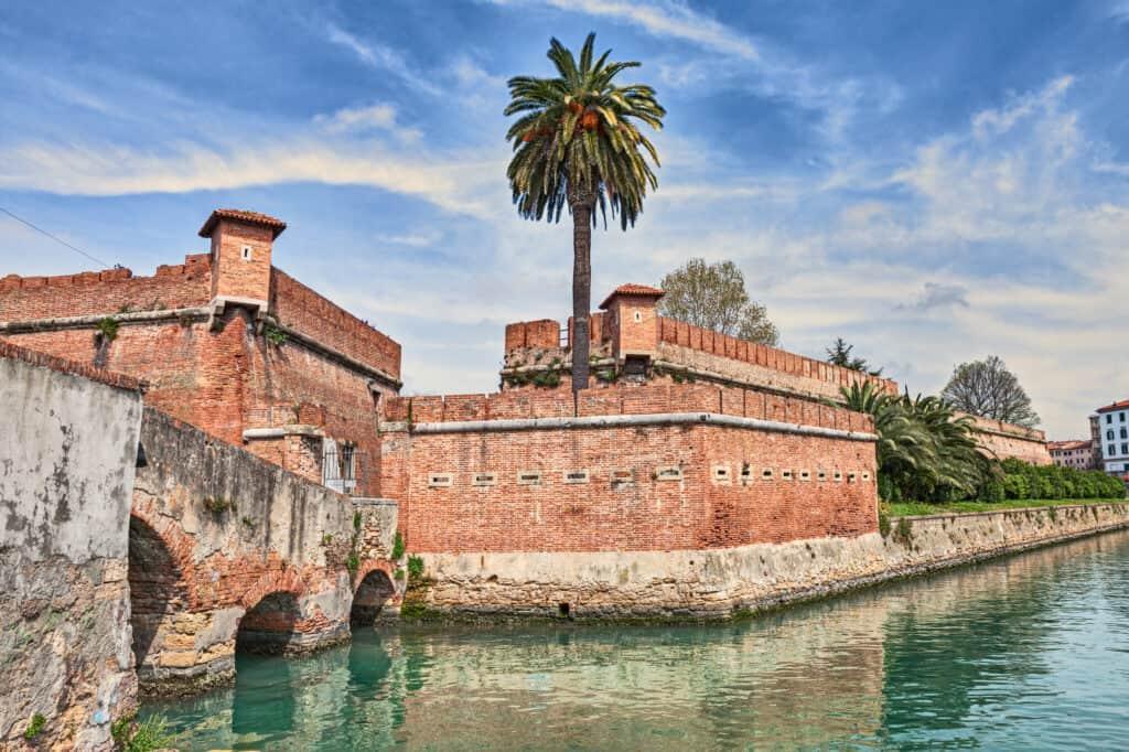Fortezza Nuova fort in Livorno