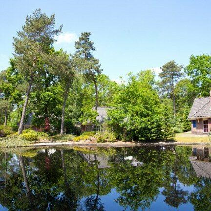 Droompark Beekbergen in Beekbergen, Gelderland, Nederland