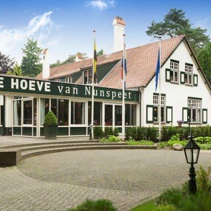 Hotel De Hoeve van Nunspeet in Nunspeet, Gelderland