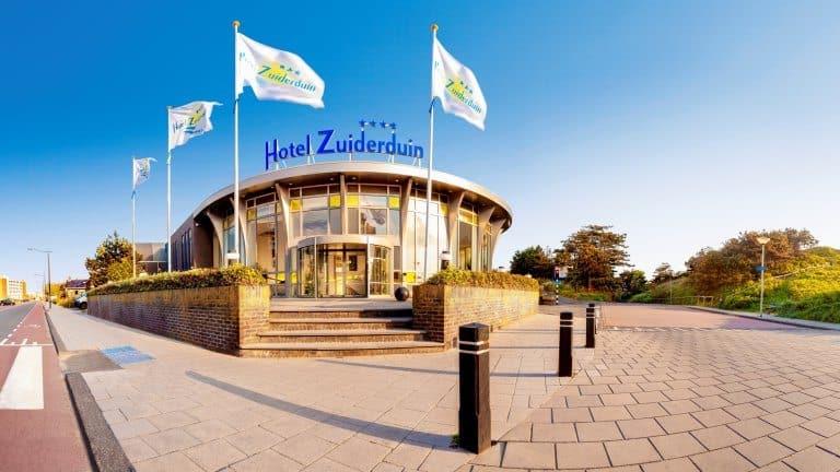 Hotel Zuiderduin in Egmond aan Zee, Noord-Holland