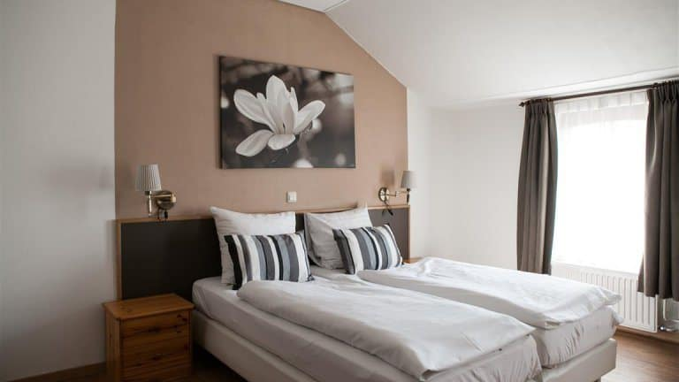 Hotelkamer van Gasthof Euverem in Gulpen, Limburg