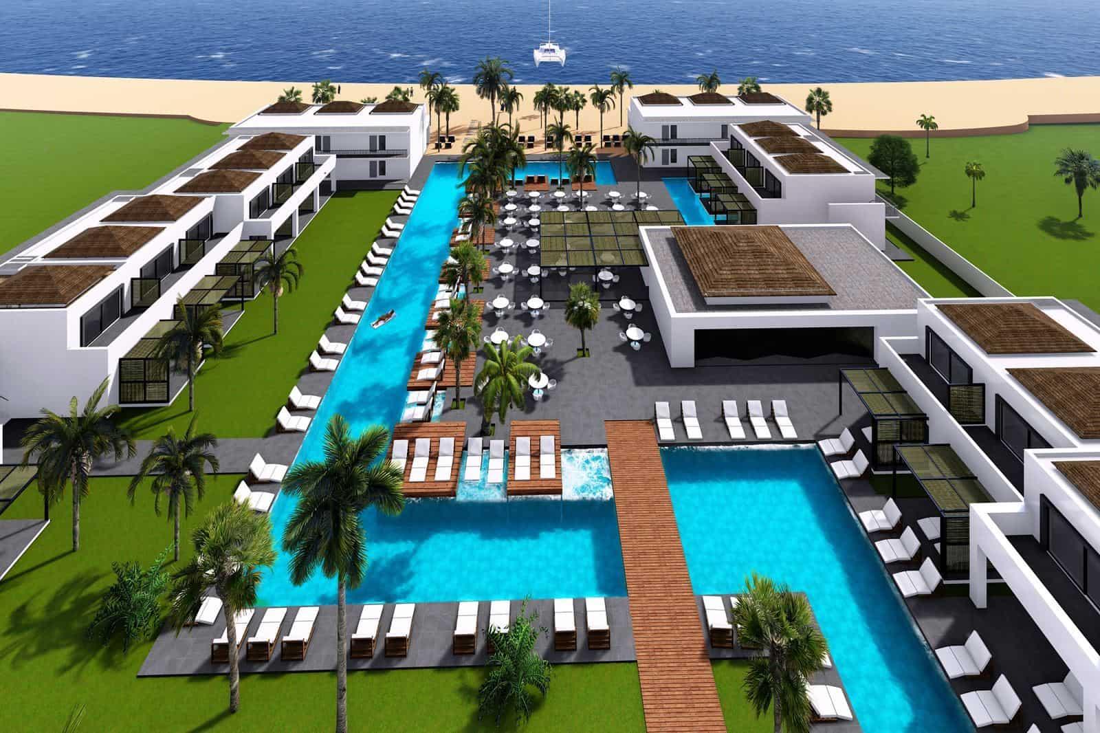 Kalimba Beach Resort in Kotu, Gambia