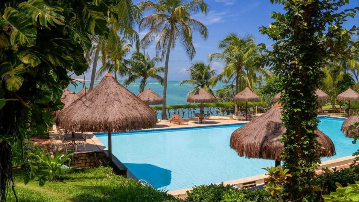 Marinas Resort in Tibau do Sul, Brazilië
