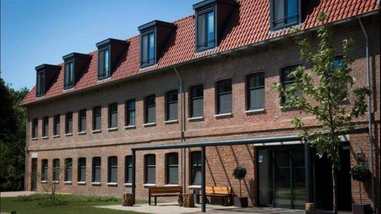 Hotel de Kastanjefabriek in Eibergen, Gelderland