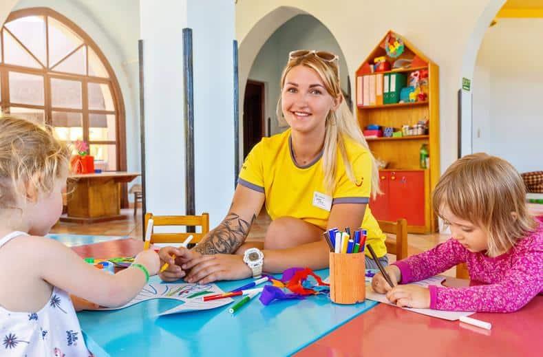 Kidsclub van Tui Magic Life Sharm El Sheikh