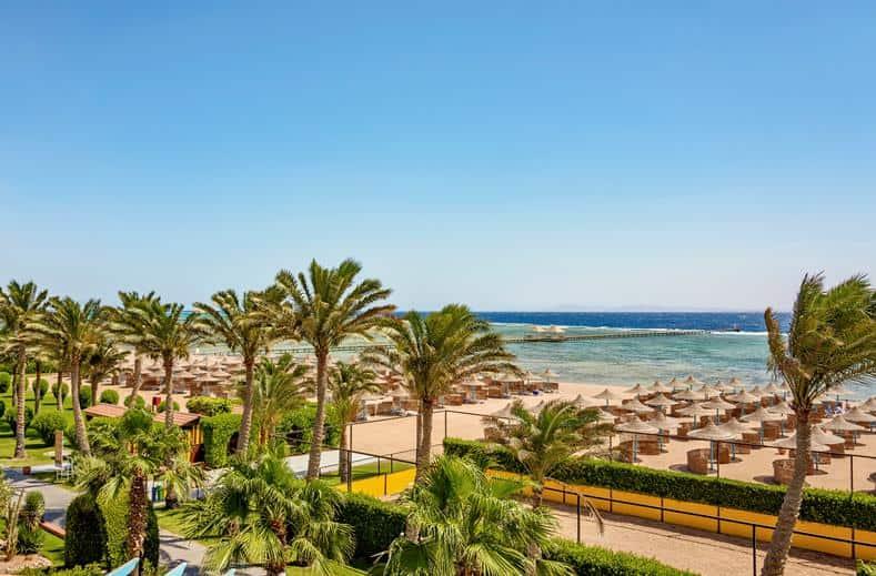 Ligging van Tui Magic Life Sharm El Sheikh