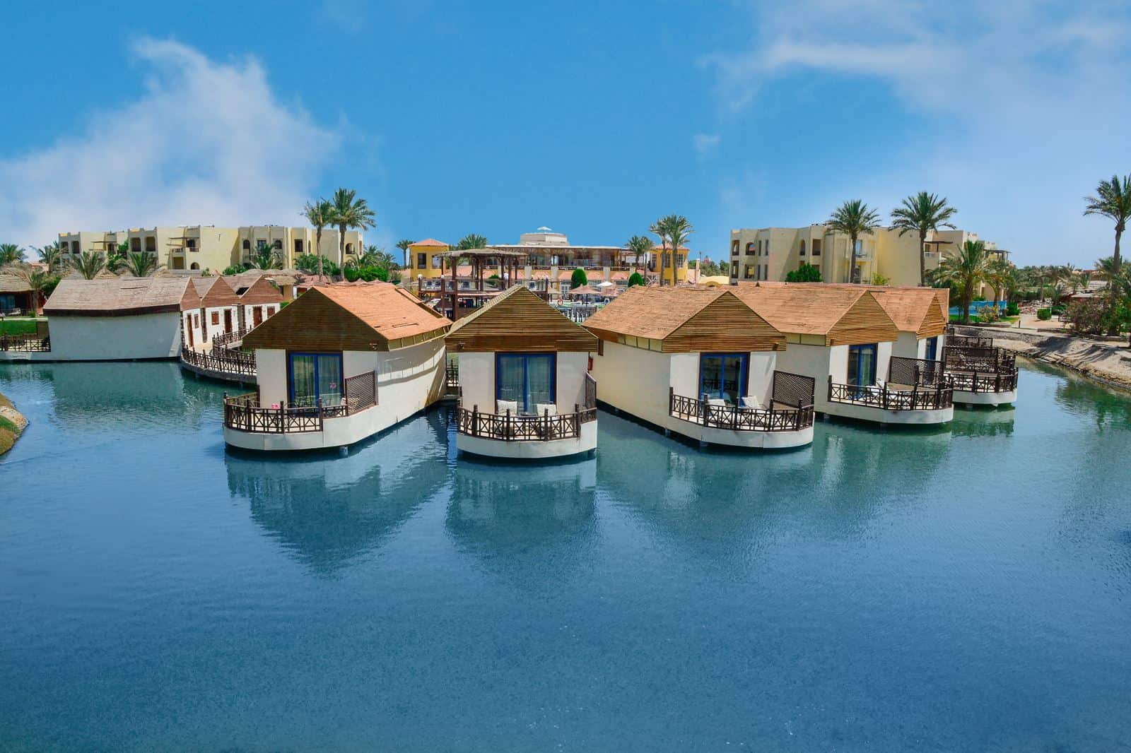 Panorama Bungalows El Gouna in Egypte
