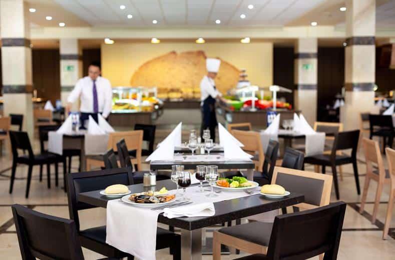 Restaurant van Best Jacaranda