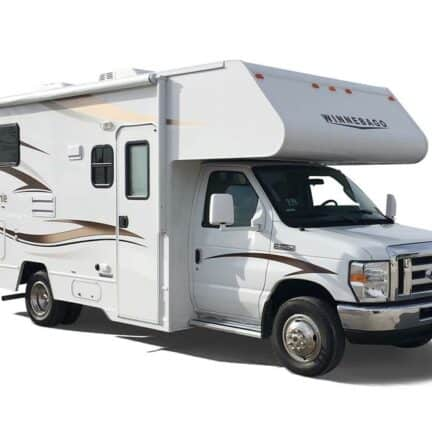Best Time RV - Campertype E-24