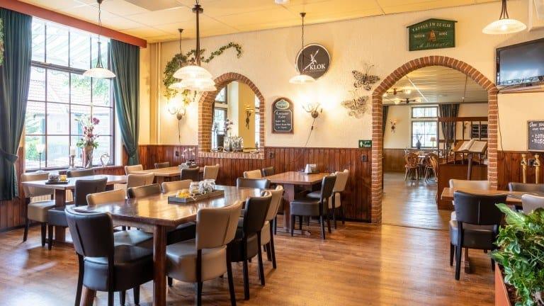 Restaurant van hotel De Klok