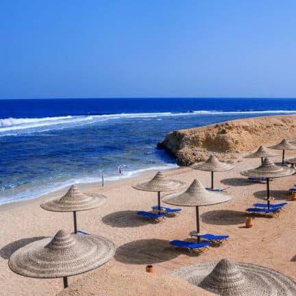 Strand bij TUI BLUE Alaya