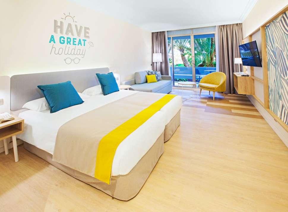 Hotelkamer van Abora Buenaventura