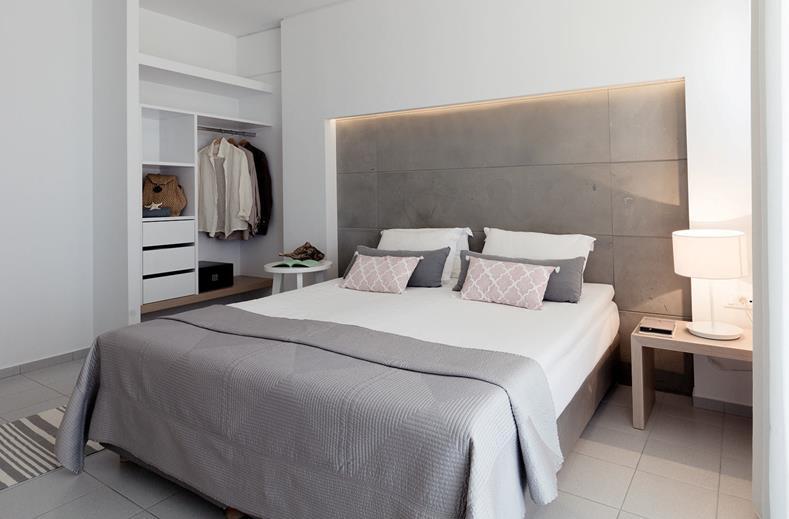 Hotelkamer van Akrogiali Beach