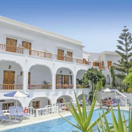 Hotel Armonia in Kamari, Santorini