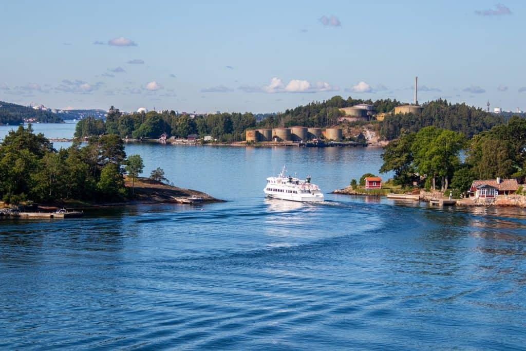 Archipelago in Zweden