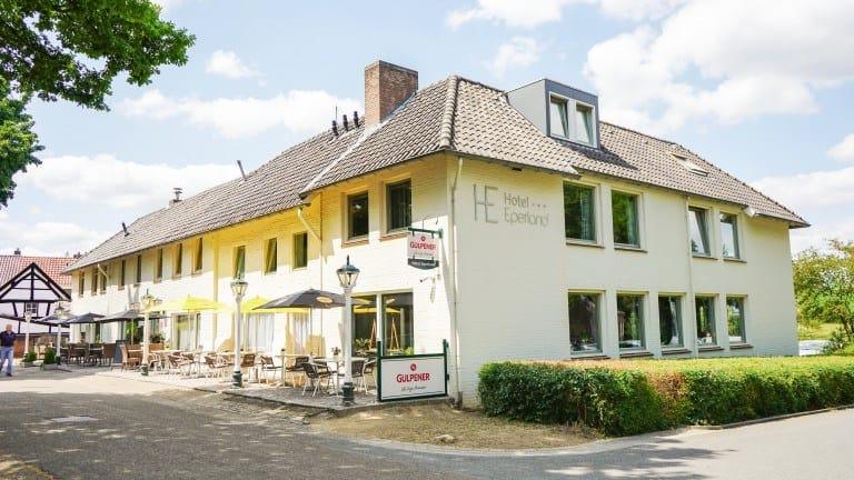 Hotel Eperland in Epen, Limburg