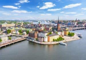 Stockholm in Zweden