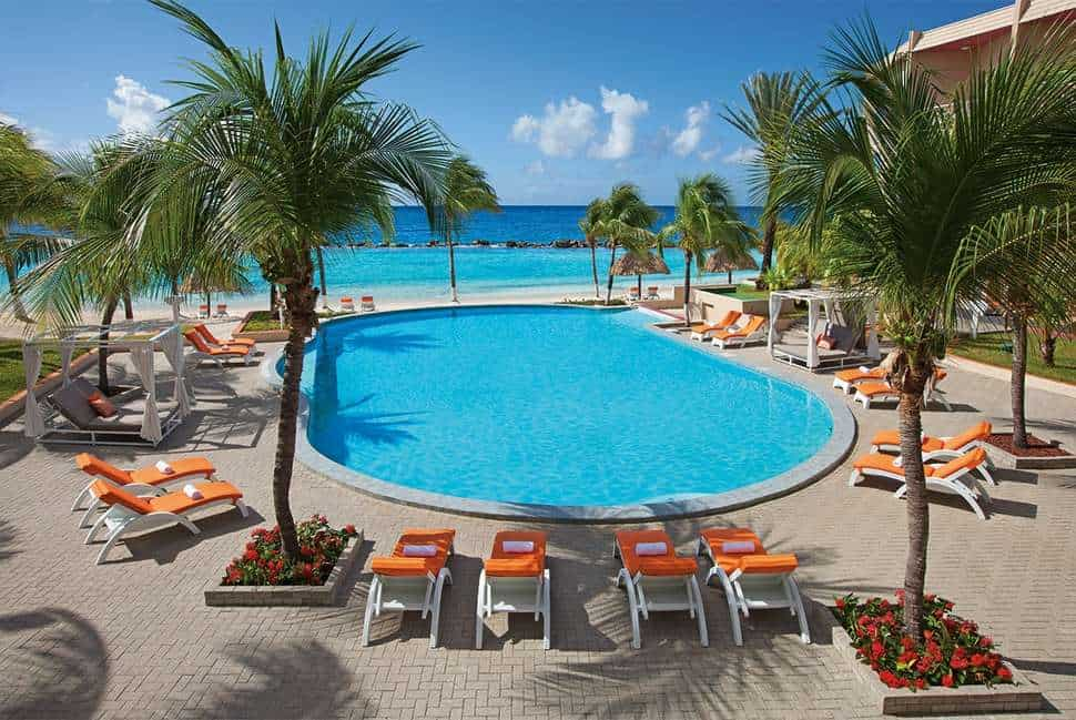 Sunscape Curaçao Resort, Spa & Casino in Mambo Beach, Curaçao