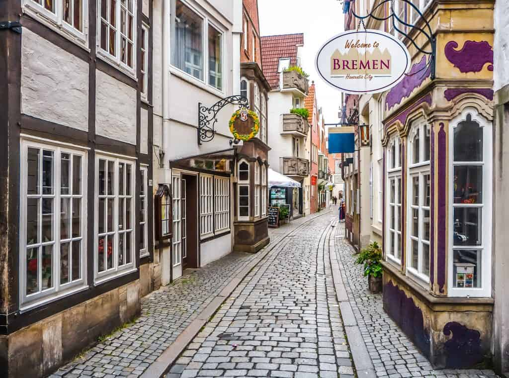 Bremen in Duitsland
