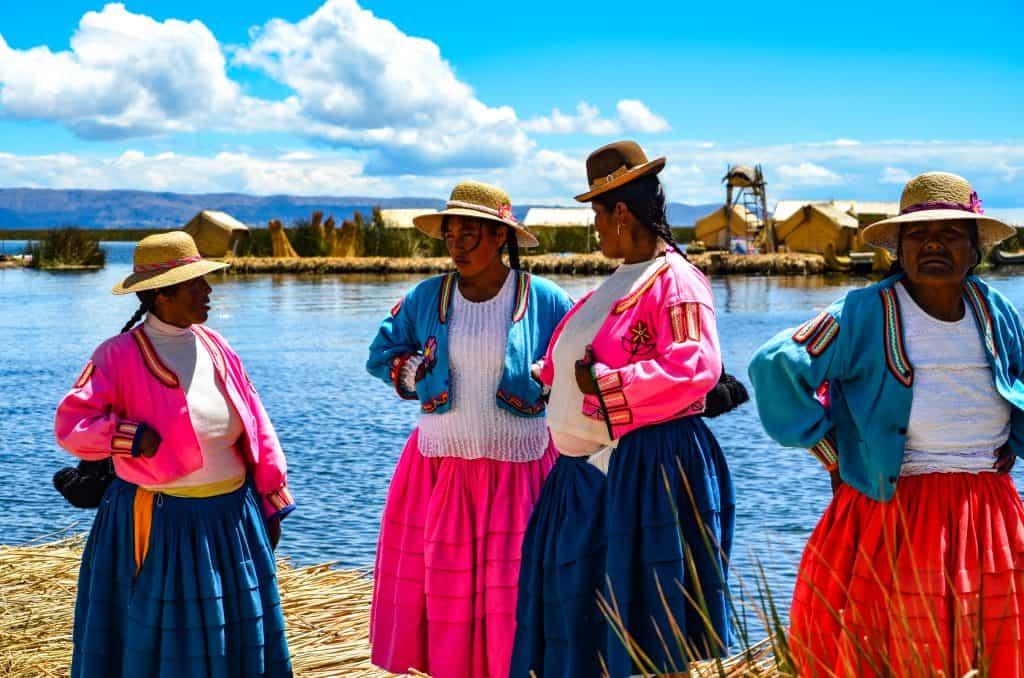 Quechua bevolking