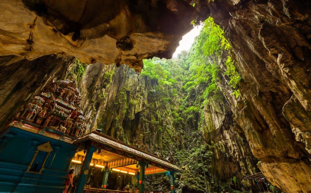 Batugrotten in Maleisië
