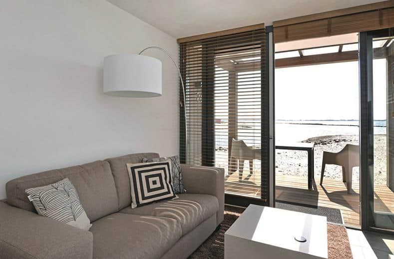 Appartement van Oasis Parcs Punt-West Hotel en Beachresort