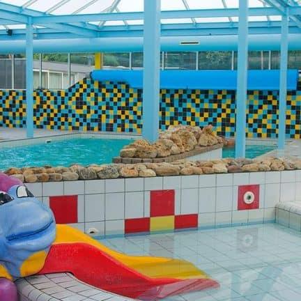 Zwembad van Droompark Maasduinen