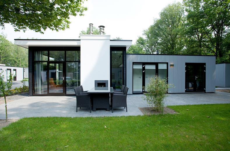 Bungalow van Droompark Schoneveld in Breskens, Zeeland