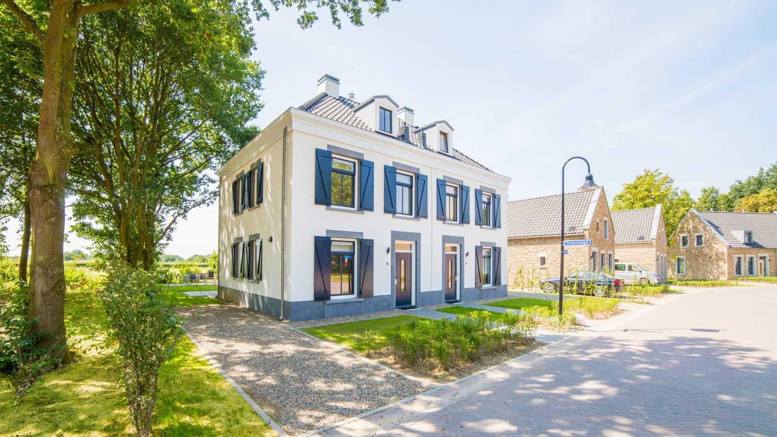 Herenhuis van Dormio Resort Maastricht in Limburg