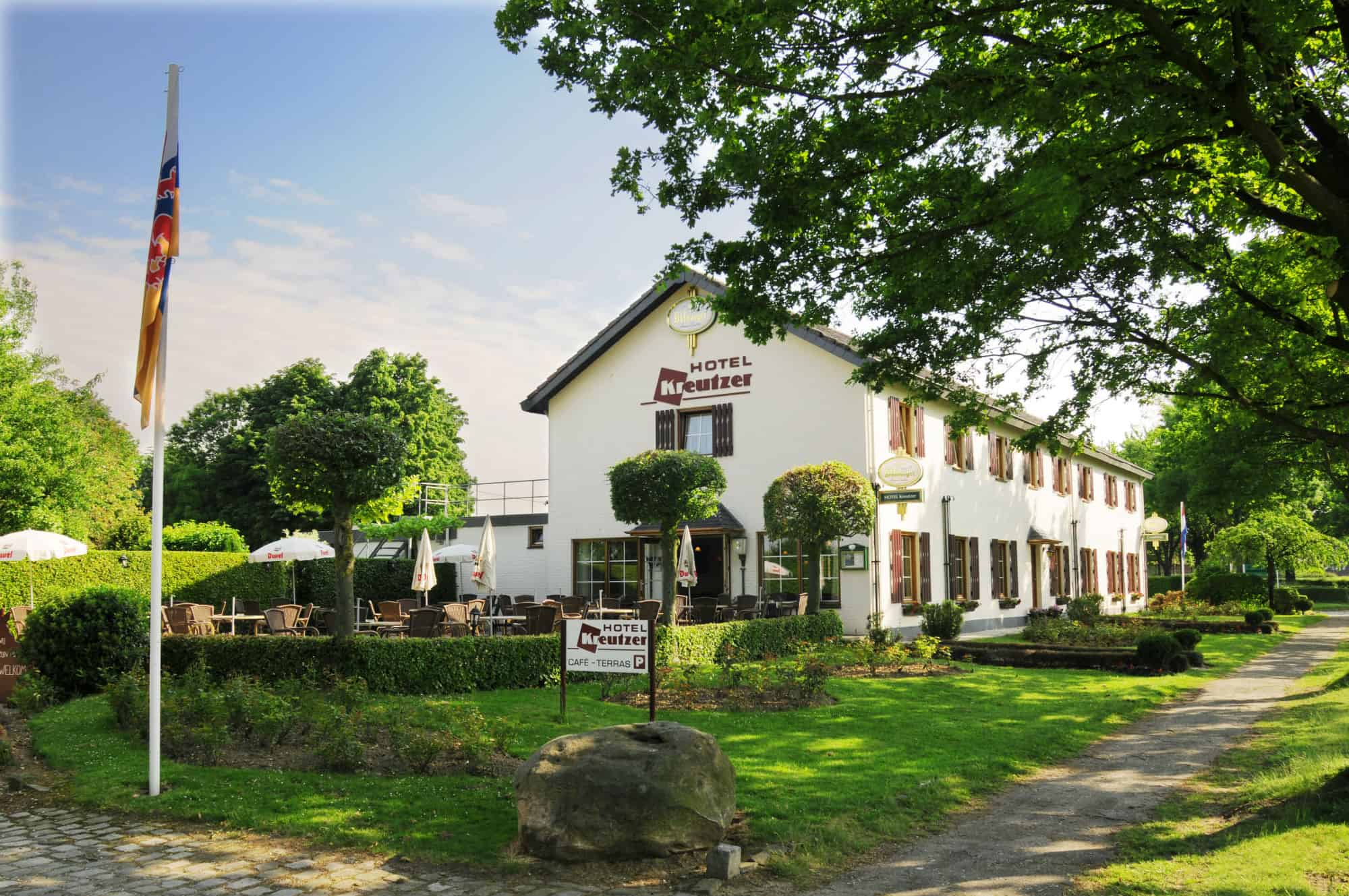 Hotel Kreutzer in Heijenrath, Limburg