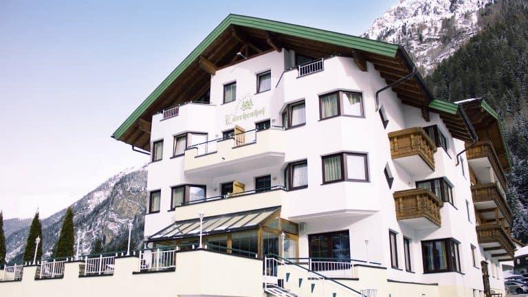 Hotel Lärchenhof in Kaunertal, Oostenrijk