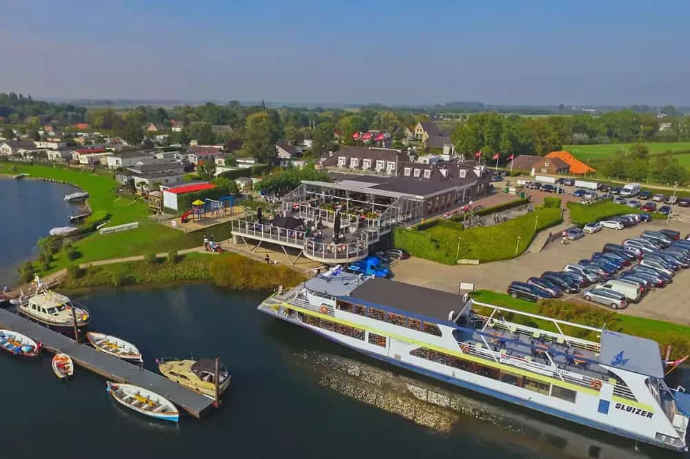 Hotel Moeke Mooren in Appeltern, Gelderland