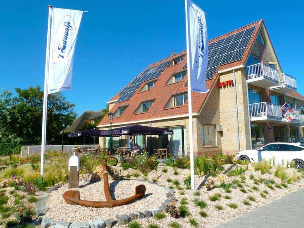 Hotel 't Zwaantje Callantsoog in Callantsoog, Noord-Holland
