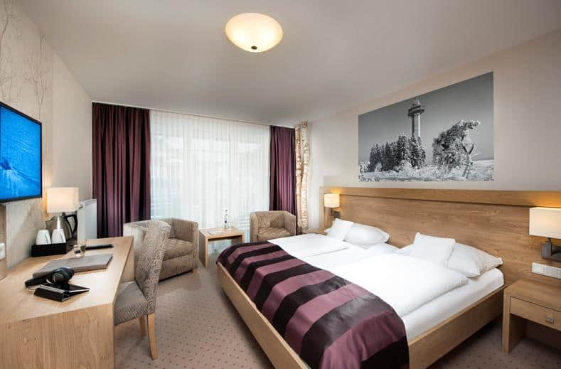 Hotelkamer van Best Western Plus Hotel Willingen