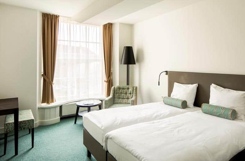 Hotelkamer van Hampshire 's Gravenhof
