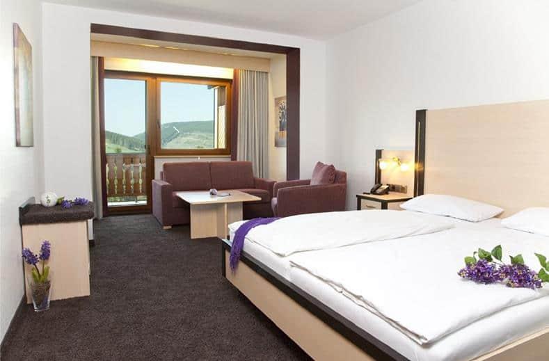 Hotelkamer van Wald Hotel Willingen